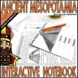 Ancient Mesopotamia Interactive Notebook Bundle