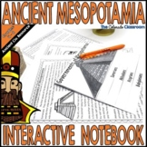 Ancient Mesopotamia Interactive Notebook Bundle