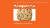 Mesopotamia - Intro to the Sumerians - Primary Sources, LP