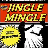 Mesopotamia Jingle Mingle Fun Class Review Activity