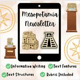 Digital Mesopotamia Newsletter