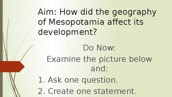 Mesopotamia PPT