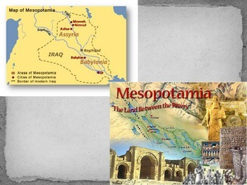Mesopotamia PPT Notes and Questions