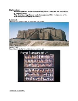 Mesopotamia Packet