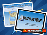 Mesopotamia Physical Geography Class GAME: World Scavenger