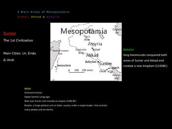Mesopotamia Powerpoint
