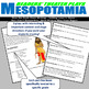 Mesopotamia Readers Theater Plays (With Leveled Parts)