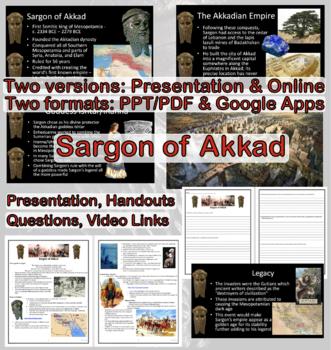 Mesopotamia: Sargon of Akkad