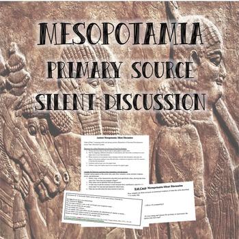 Mesopotamia Silent Discussion