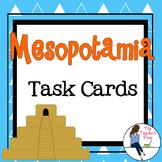 Mesopotamia Task Cards
