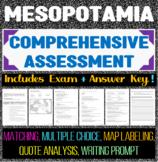 Mesopotamia Test