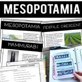 Mesopotamia: The Cradle of Civilization