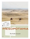 Mesopotamia: The Fertile Crescent by Don Nelson