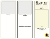 Mesopotamia Travel Brochure Mini-Project