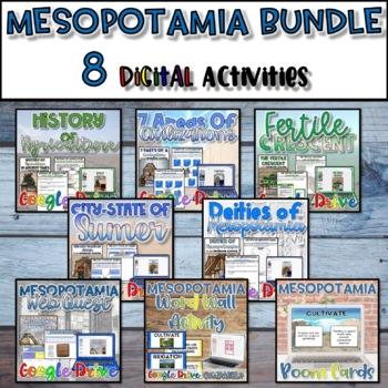 Mesopotamia Unit Bundle {Digital}