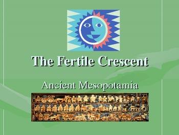 Mesopotamia a trip to the Fertile Crescent
