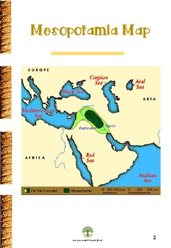 Mesopotamia, cradle of civilizations. Watch and Learn Series.
