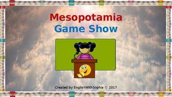 Mesopotamia game show