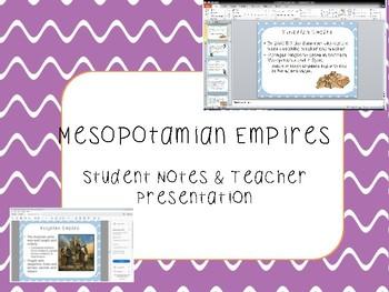 Mesopotamian Empires