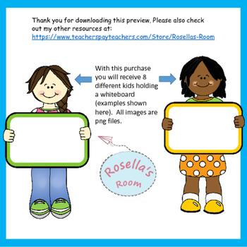Message Board Clip Art Kids