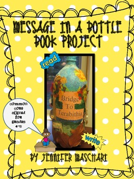 Message In The Bottle Book