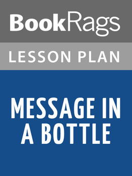 Message in a Bottle Lesson Plans
