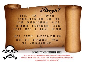 Message in a Bottle: Solving Two-Step Equations