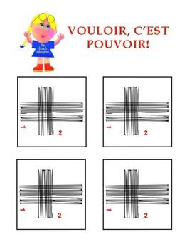 Message magique pour motiver: VOULOIR, C'EST POUVOIR!