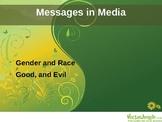 Messages in Media (Gender Stereotypes in Disney)