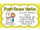 Messaging Mania Focus Wall  Third Grade Treasures Common Core Alligned