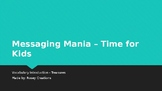 Messaging Mania Vocabulary PPT