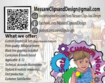 Messare Clips and Design - TERMS OF USE