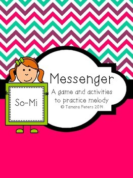 Messenger: A Game to Practice So & Mi