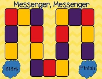 Messenger, Messenger Comprehension Game
