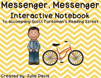 Messenger, Messenger Interactive Notebook Journal