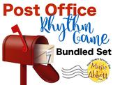 Post Office Rhythm Game {Bundled Set}