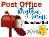 Post Office Rhythm Game {Bundled Set}