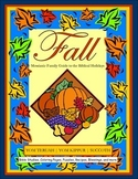 Messianic Family Feast Guide: Fall Feasts
