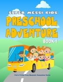 Messianic Preschool COMPLETE CURRICULUM Book 1