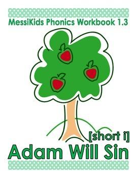 Messianic Reading, Spelling, Phonics, Sight Word & Handwriting #1-5 BUNDLE