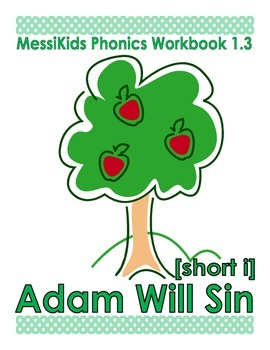 Messianic Reading, Spelling, Phonics, Sight Word & Handwri
