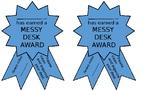 Messy Desk Award