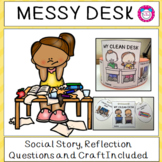 Messy Desk Social Story