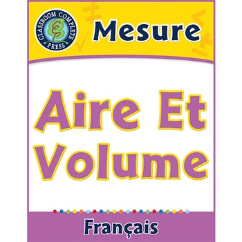 Mesure: Aire et Volume An. PK-2