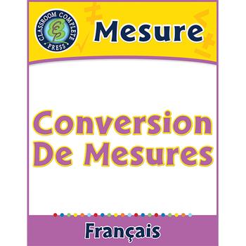 Mesure: Conversion de Mesures An. 6-8