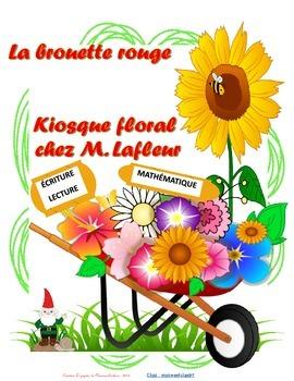 Mesure Jardin Fleurs Vocabulaire et Étude de mots