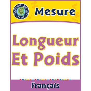 Mesure: Longueur et Poids An. 3-5