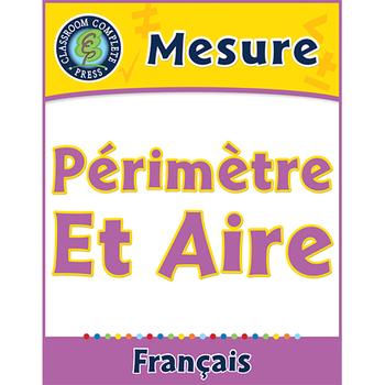 Mesure: Périmètre et Aire An. 6-8