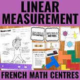 Mesure: aire et périmètre - Linear Measurement Centers (Incl. Perimeter & Area)
