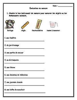 Measurements - Math